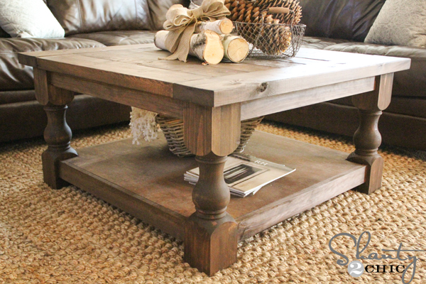 Well This Classic Farmhouse Table Could Literally Go In Just About Any Space It Is Also Very Versatile You Can Add Baskets For Storage On The