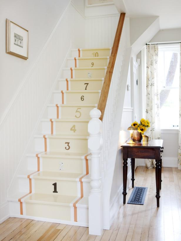 Fabulous Farmhouse Stairway Makeovers And Inspirations