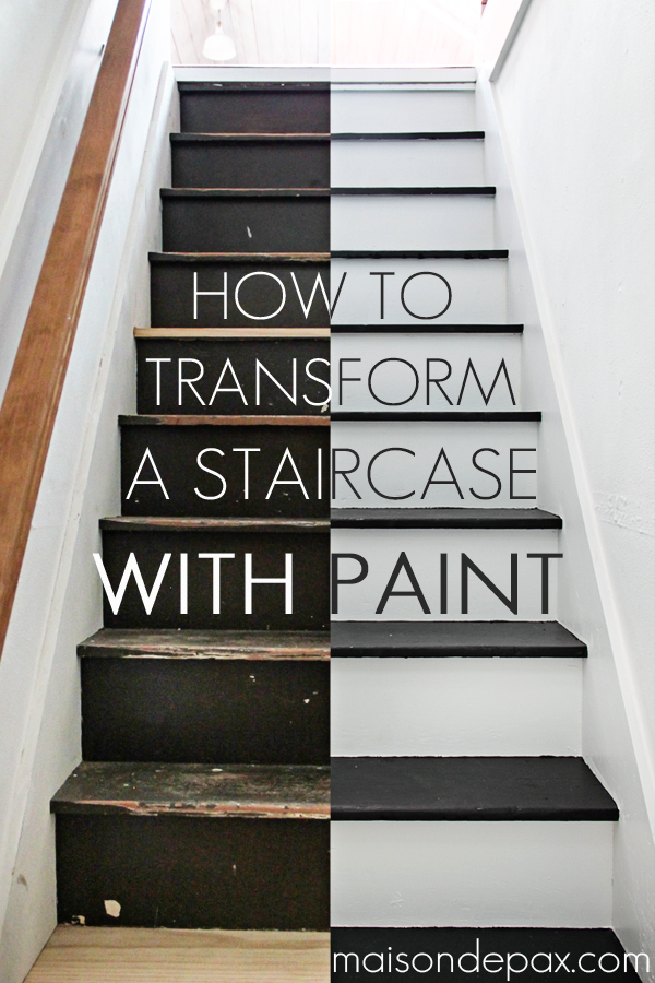 Trapped In A Lawyers Body Is Sharing Her DIY StairWay Makeover Reveal And The You Are Going To Love Amazing That True Farmhouse