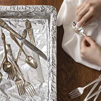 Awesome Aluminum Foil Hacks The Cottage Market