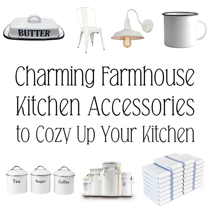 Bon ... For A Little Kitchen Pick Me Up With Tons Of Contemporary Farmhouse  Styleu2026you Just Might Find Something Here! If You Want To See Each Item Up  Close And ...