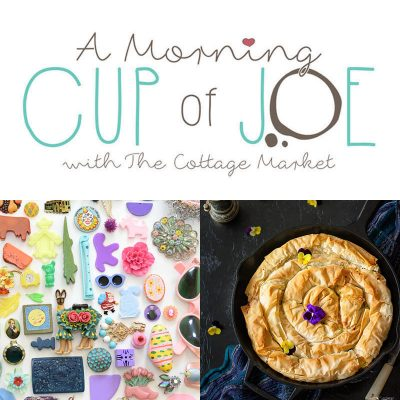 A Morning Cup of Joe Features and Linky Party Fun