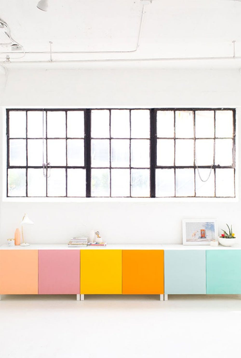 It's time for one of your favorite things... IKEA Hacks... this time it is all about Fun and Useful Craft Room IKEA Hacks that your Space will LOVE!