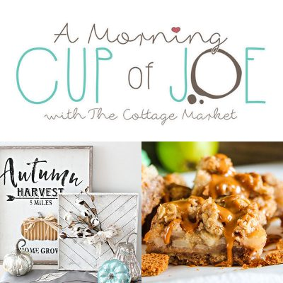 A Morning Cup of Joe Linky Party and Features