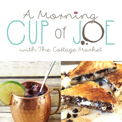 A Morning Cup of Joe! A Linky Party and Features