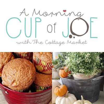 A Morning Cup Of Joe a Fun Filled Linky Party and Features