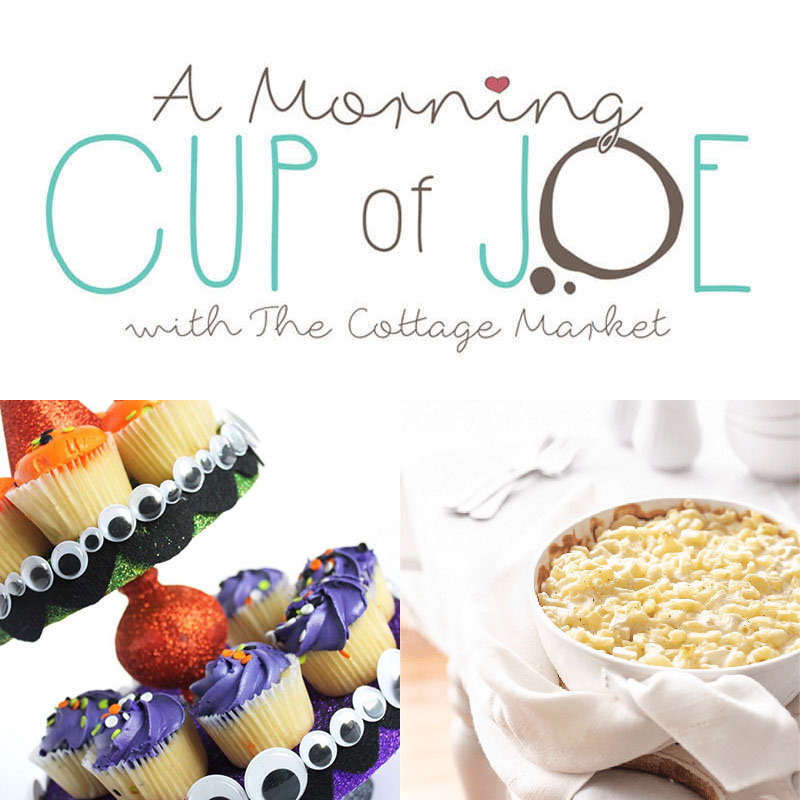 Come on in and Enjoy A Morning Cup Of Joe a Fun Filled Linky Party and Features. Check out fun posts and then share your newest creations!