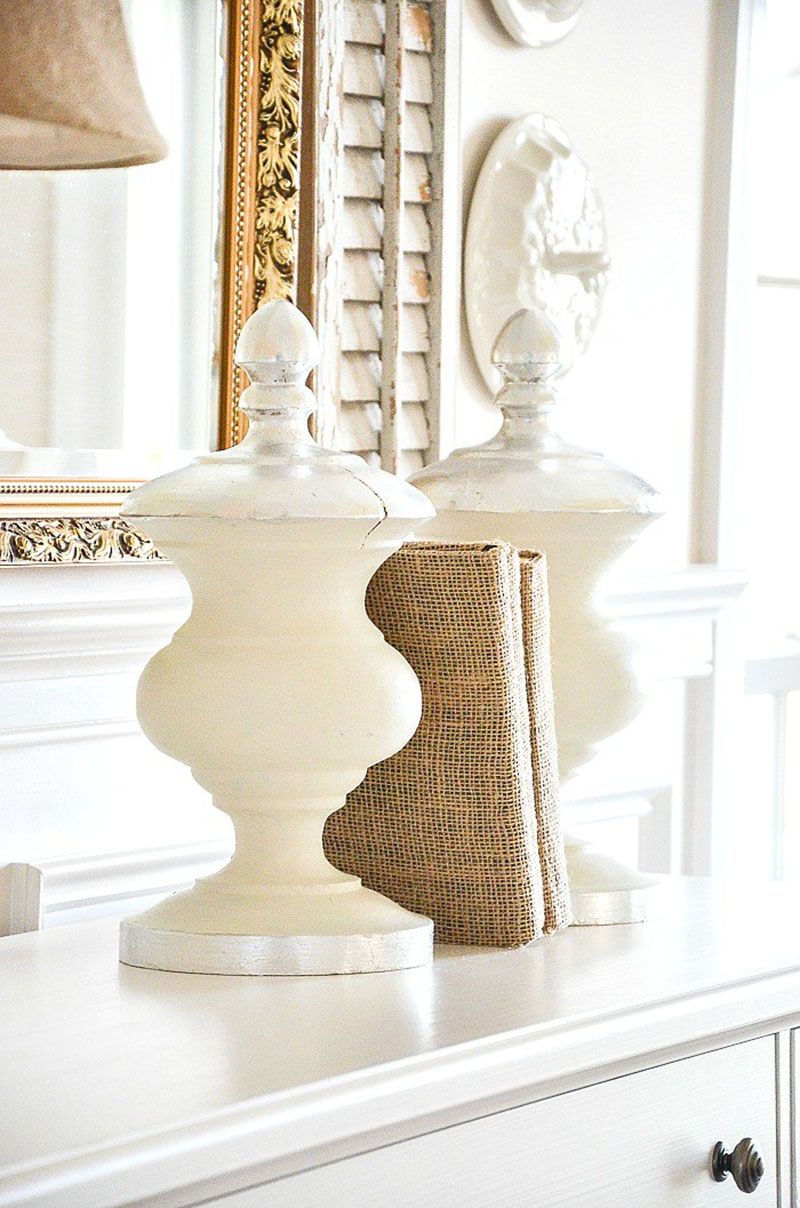 Rescue and Restore your own decorative accessories.