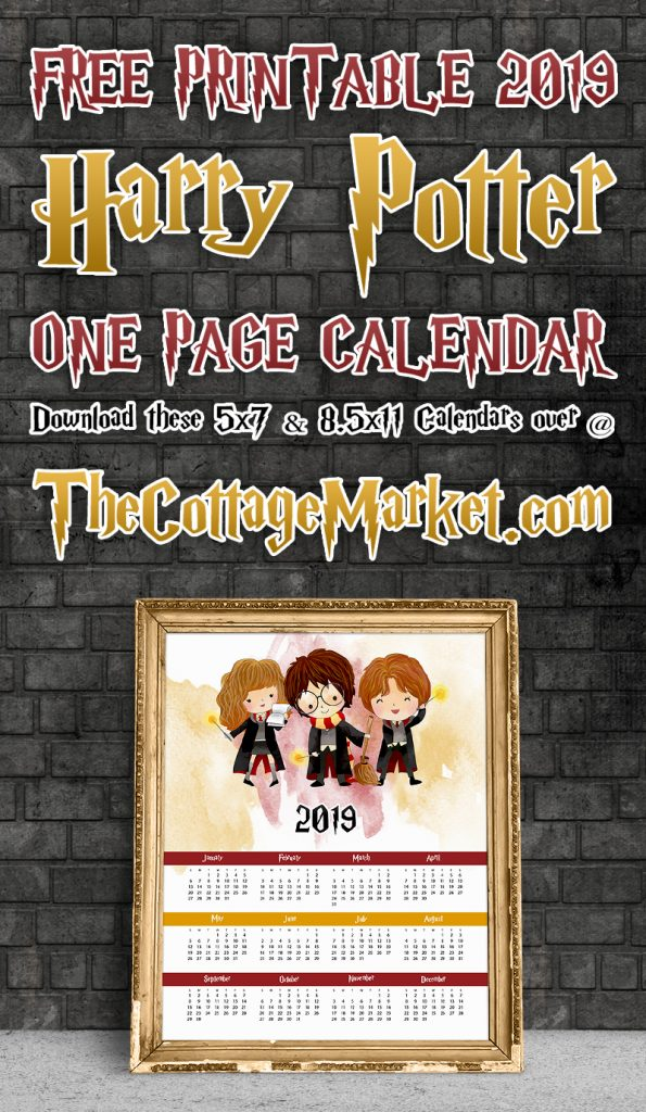 https://thecottagemarket.com/wp-content/uploads/2018/10/TCM-HarryPotter-OnePage-2019-Calendar-tower-2-595x1024.jpg