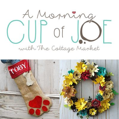 A Morning Cup Of Joe! Linky Party and Features