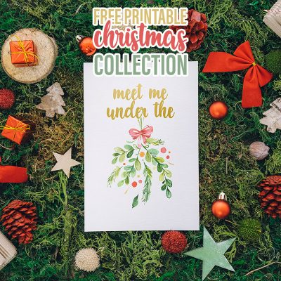 Free Printable Christmas Collection