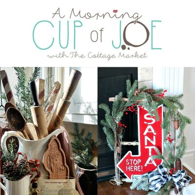 A Morning Cup Of Joe! /// Linky Party and Features