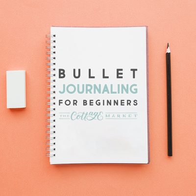 Bullet Journaling for Beginners with Free Printable