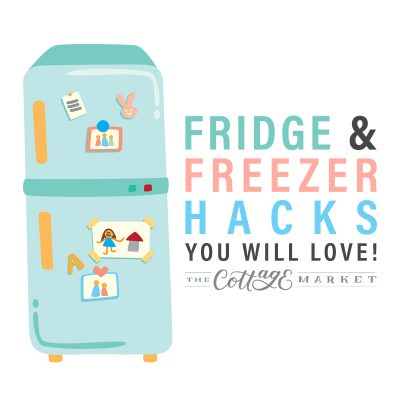 Fridge and Freezer Hacks You'll Love