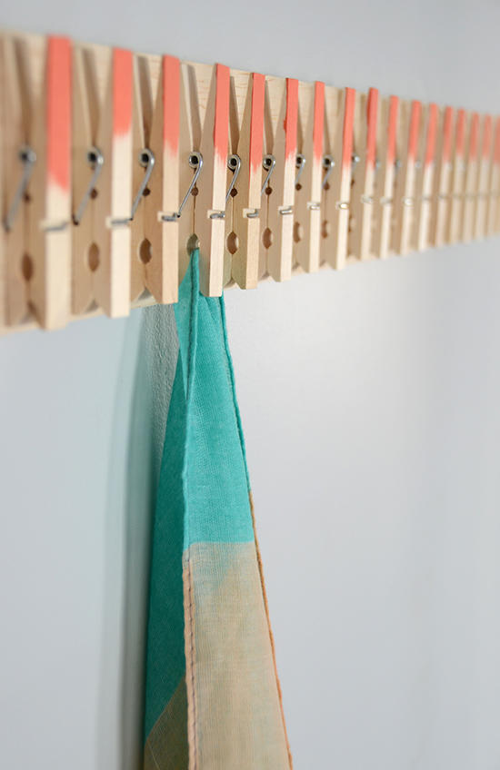 Clothespins are incredibly useful for so many things around the house you'll wonder why you didn't keep a bag around all of the time. Enjoy Clothespin Hacks
