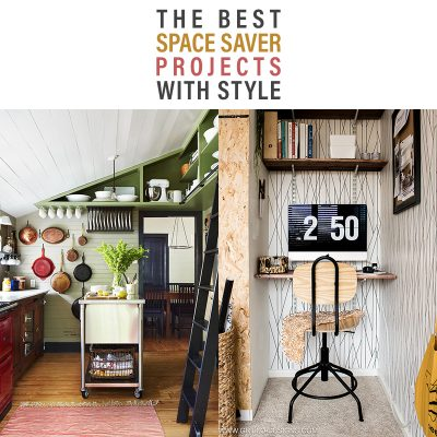 The Best Space Saver Projects With Style