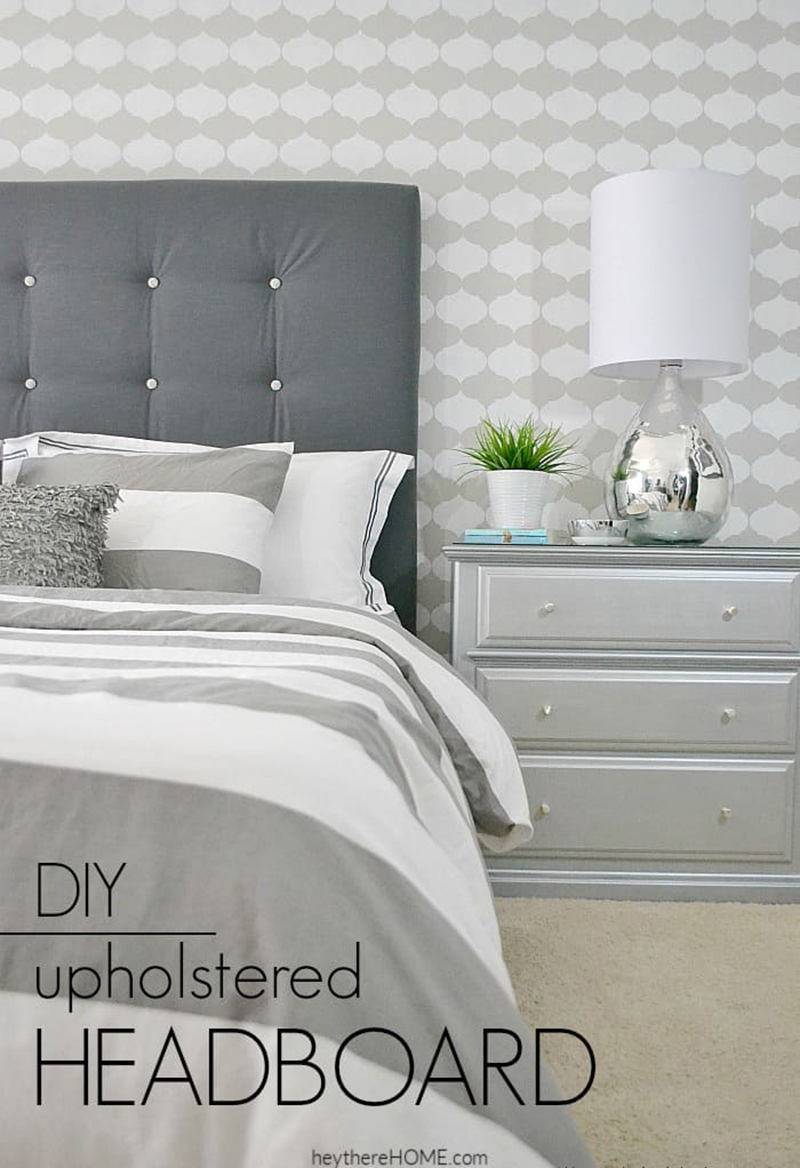 The Best Budget Friendly DIY Farmhouse Headboards - The ...