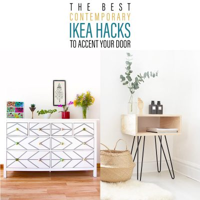 The Best Contemporary IKEA Hacks To Accent Your Decor