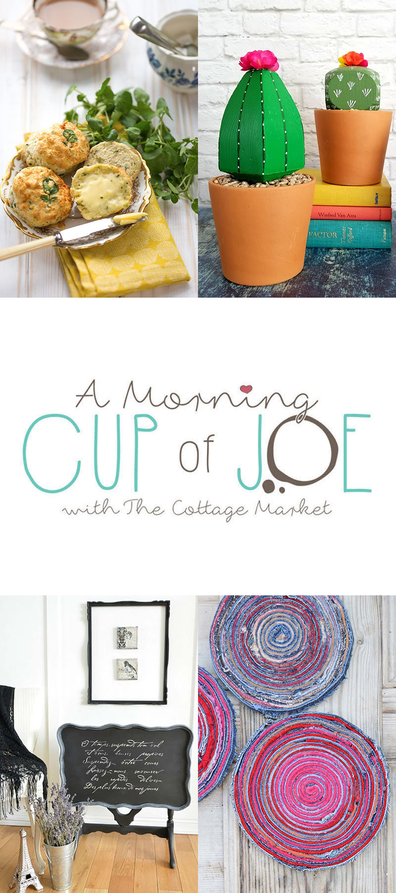 A Morning Cup Of Joe Linky Party with Features is going to make you smile! You get to check out some cool features then share your newest creations!
