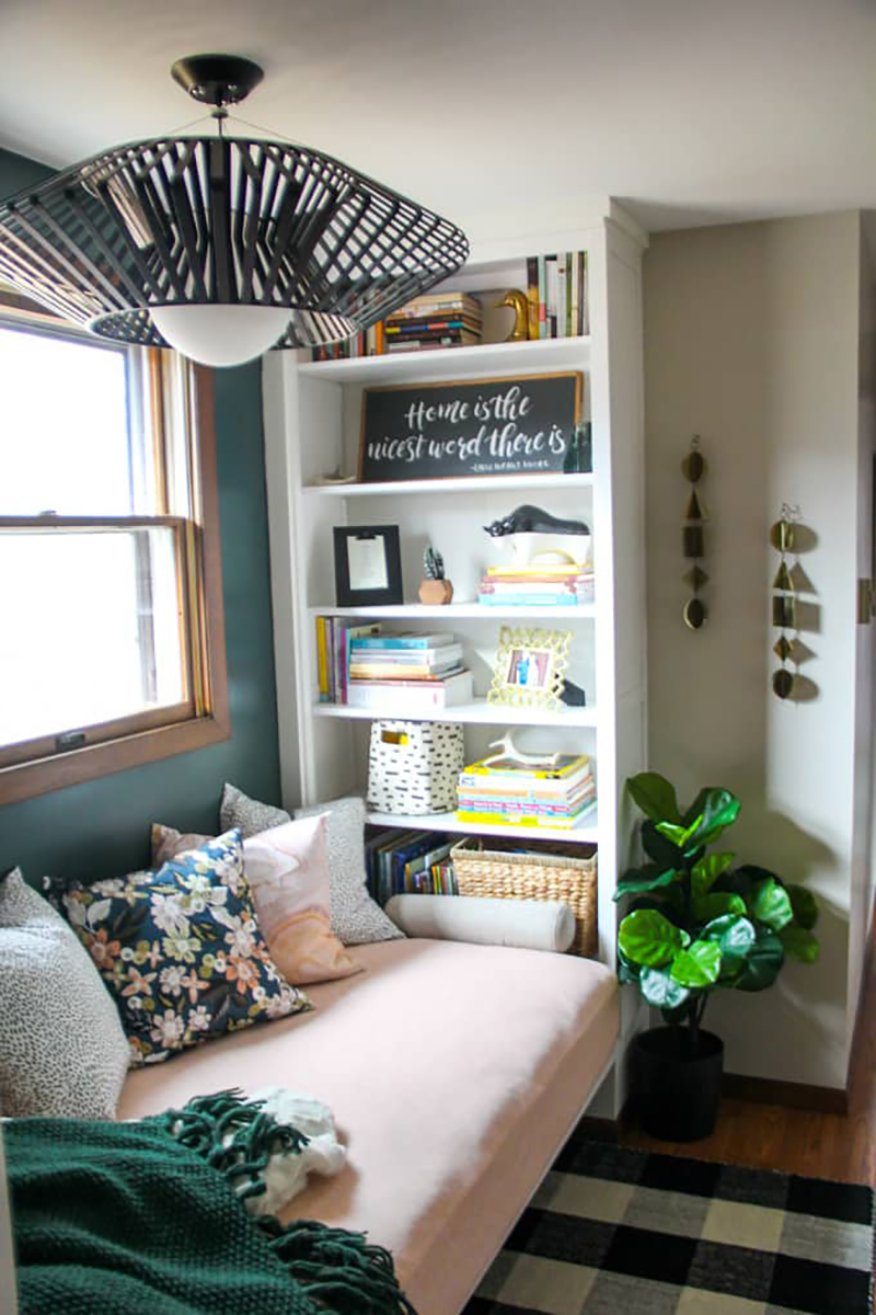 Brilliant Ikea Billy Bookcase Hacks The Cottage Market