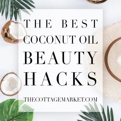 The Best Coconut Oil Beauty Hacks Ever