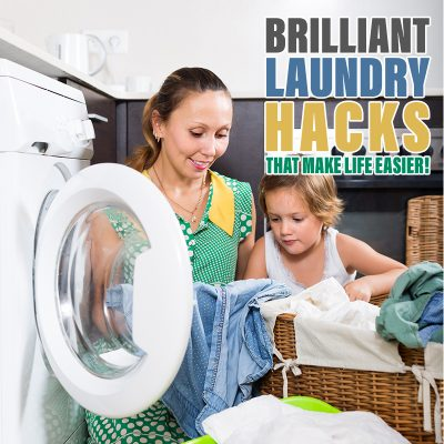 Brilliant Laundry Hacks That Make Life Easier