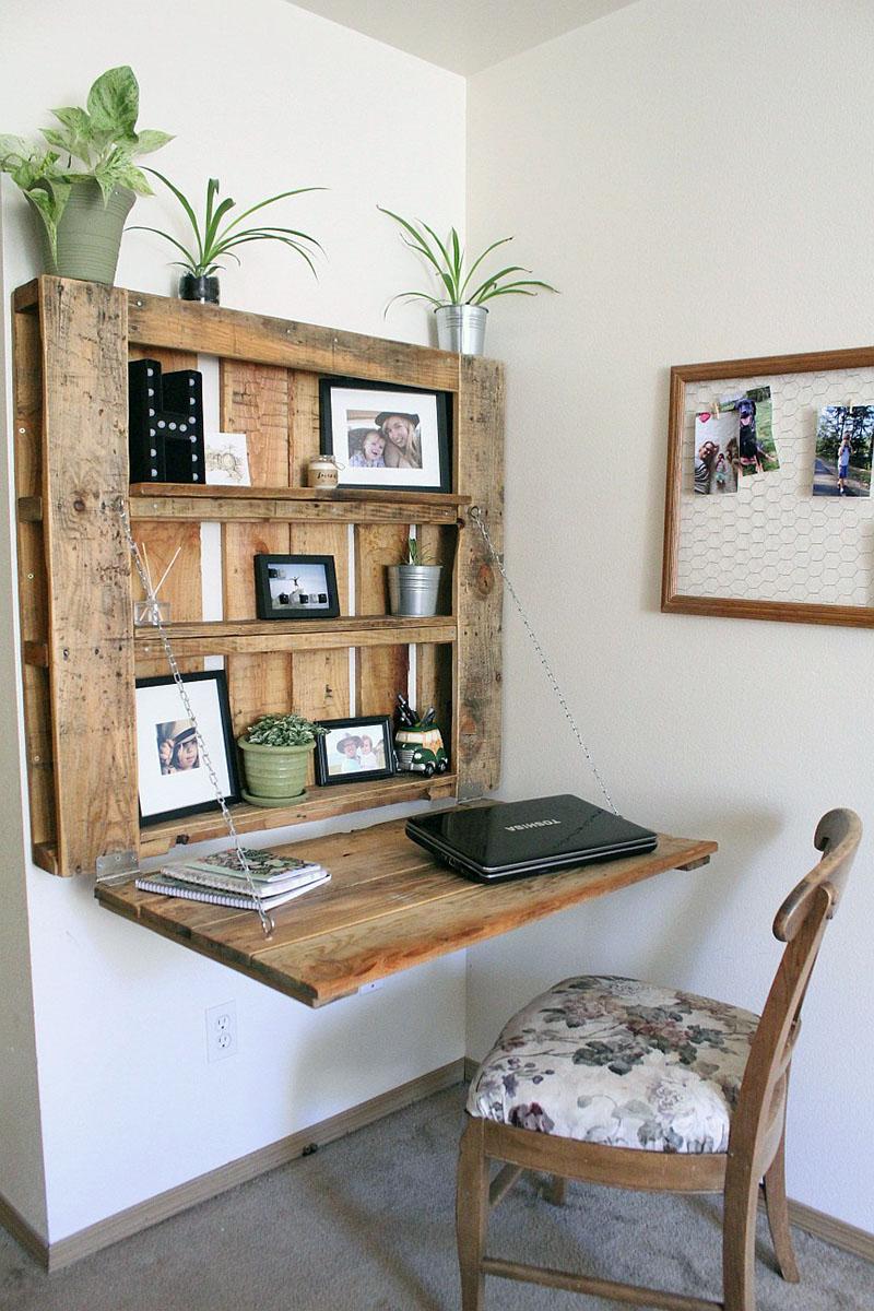 The Ultimate DIY Industrial Farmhouse Desks - The Cottage ...