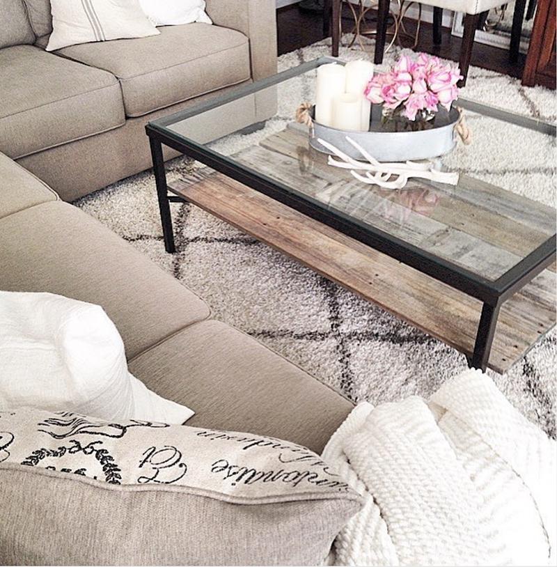 Awe Inspiring Budget Friendly Ikea Coffee Table Hacks The Cottage Market Uwap Interior Chair Design Uwaporg