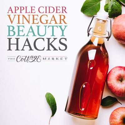 Apple Cider Vinegar Beauty Hacks