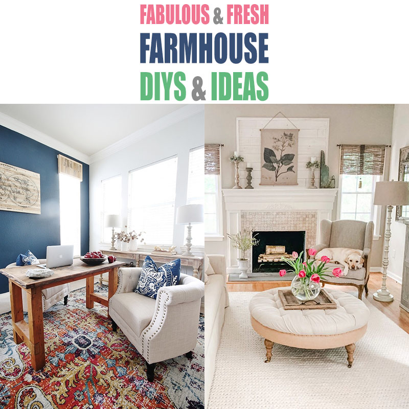 Fabulous and Fresh Farmhouse DIYS And Ideas are waiting to inspire you to create. All the newest happenings in the Farmhouse World all in one place!