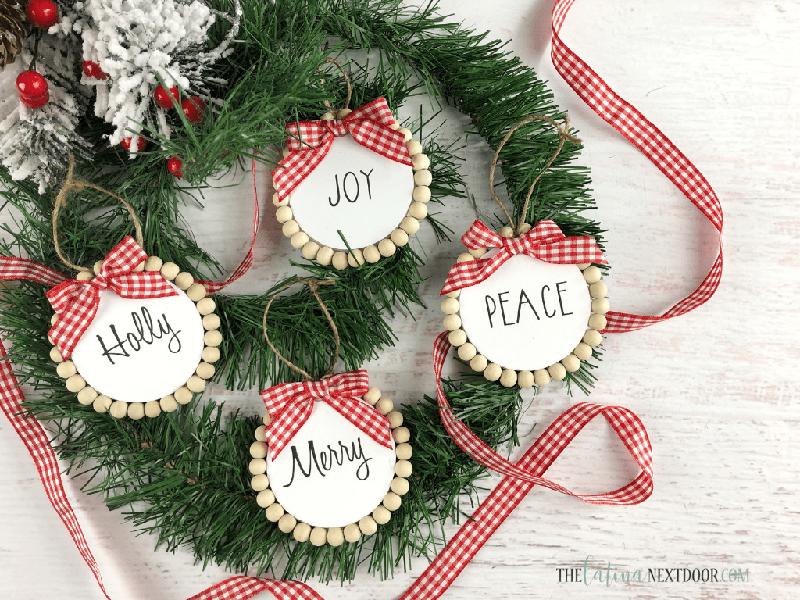 The Best DIY Dollar Store Christmas Ornament Hacks EVER ...
