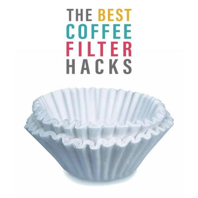 The Best Coffee Filter Hacks