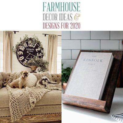 Farmhouse Decor Ideas and Designs for 2020