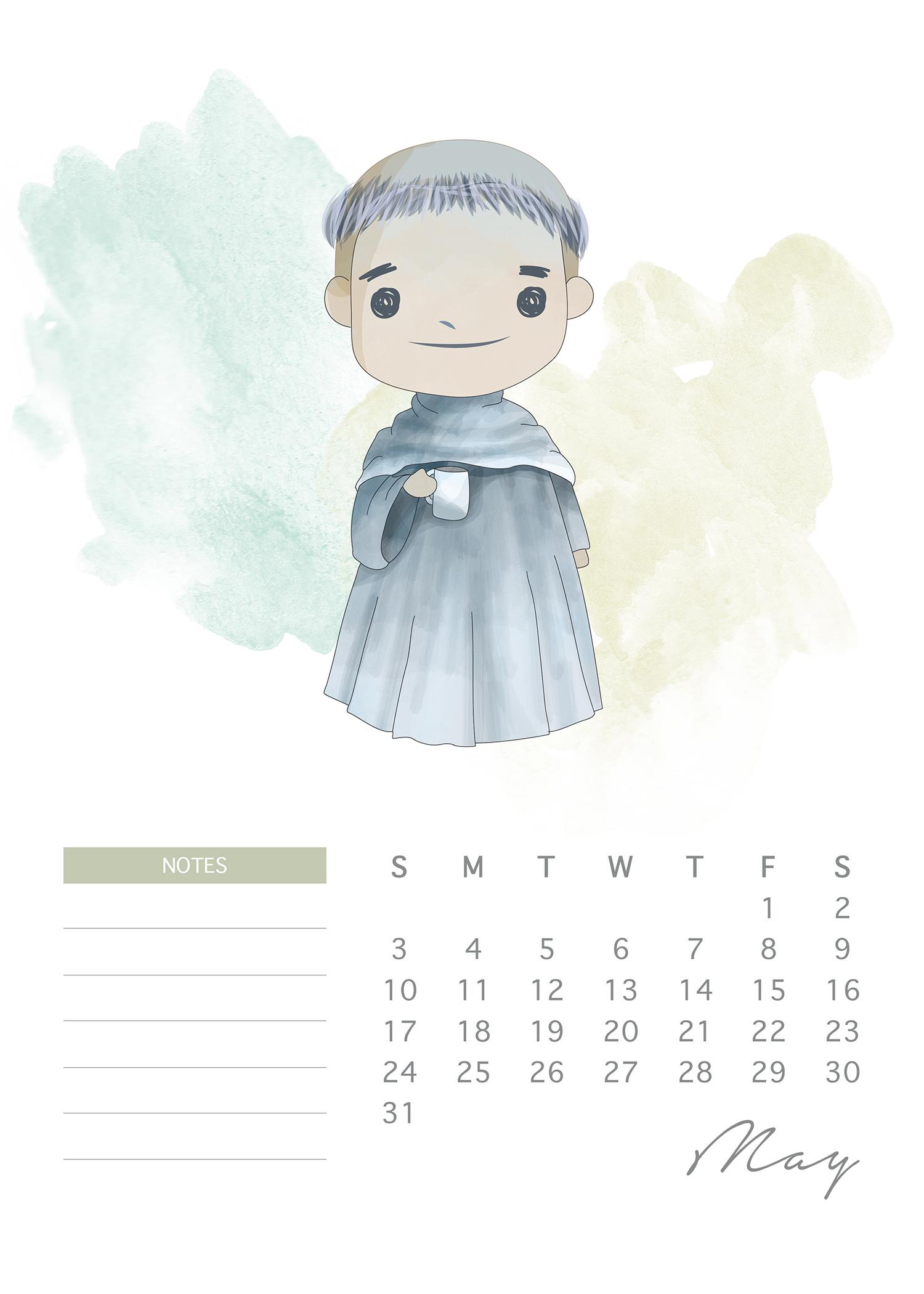 magical free printable 2020 harry potter calendar
