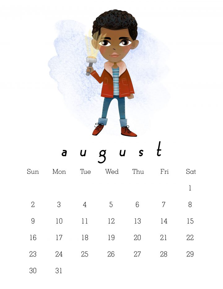 This Free Printable 2020 Stranger Things Calendar is waiting for you to print it out so it can keep you organized and on time for the entire year to come!  Enjoy!