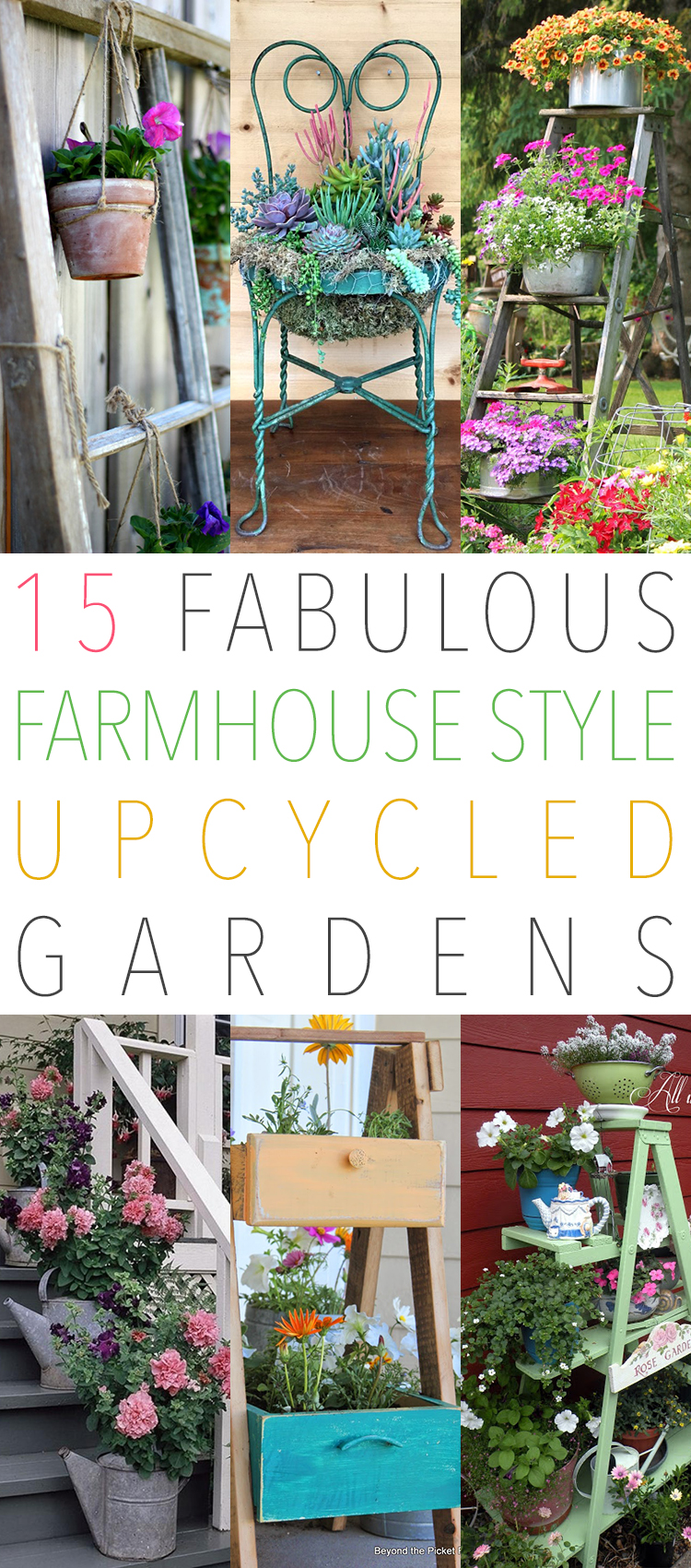 It's never to early to start planning your Modern Farmhouse Landscape... Come and get some inspiration with our 6 Ingredients for a Modern Farmhouse Landscape