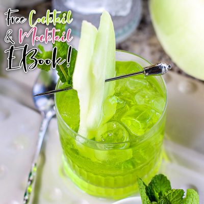 Free Cocktail and Mocktail Recipe EBook