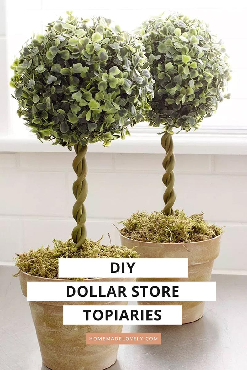 The Top Spring And Easter Dollar Store Hacks The Cottage Market