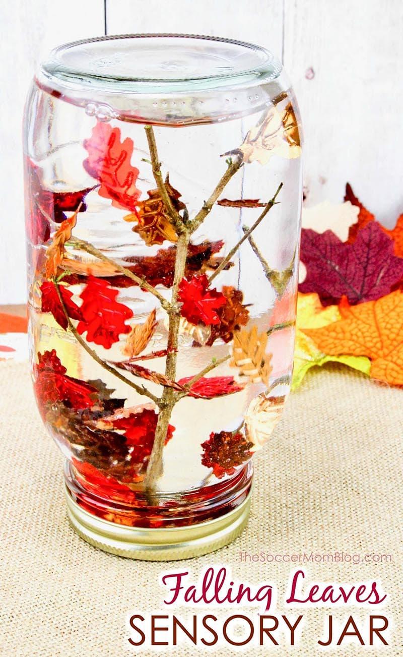 Diese Herbst-Einmachglas-DIYS, die Sie machen müssen, machen so viel Spaß und werden Ihrem liebevollen Zuhause eine Menge Charme verleihen.  Sie sind schnell, einfach und budgetfreundlich... GENIESSEN!